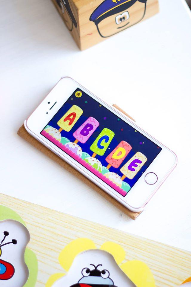 kids app, kidloland
