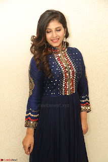 Anjali looks super cute at Chitrangada Pre Release Function March 2017 030.JPG