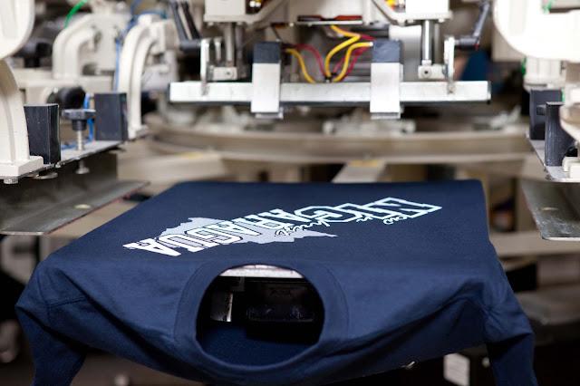Cara Bisnis T-shirt Printing, MUDAH..!
