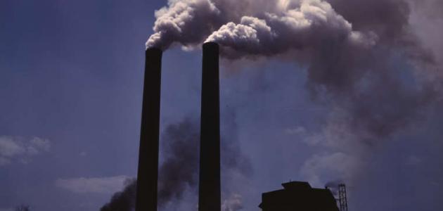 موضوع تعبير عن التلوث 2019