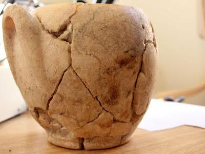 Το ταφικό αγγείο ενός παιδιού από τη Χαναάν αποκαλύφθηκε στην αρχαία Σιδώνα