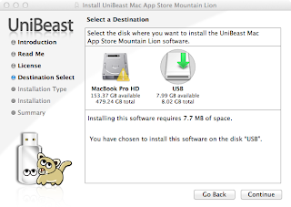How to create MAC OS X installer ( UNIBEAST METHOD )