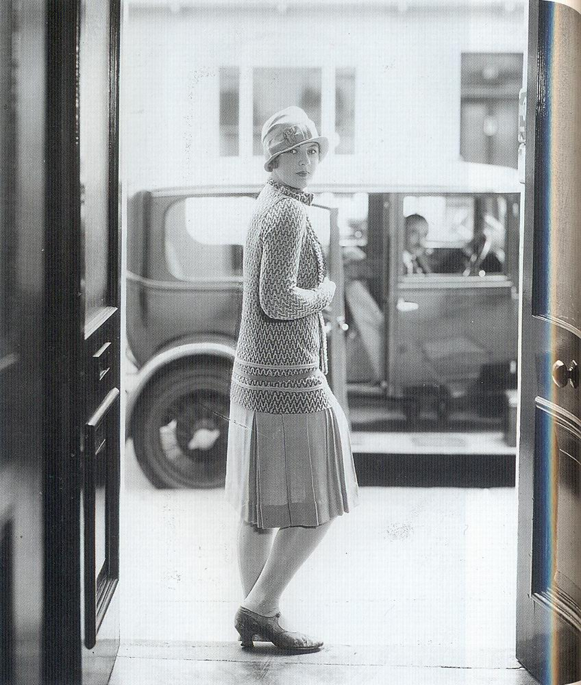 Vintaligious-Chic: The Roaring 1920s - Fashion goes Sexy