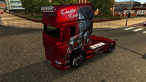 Country style skin for Scania RS