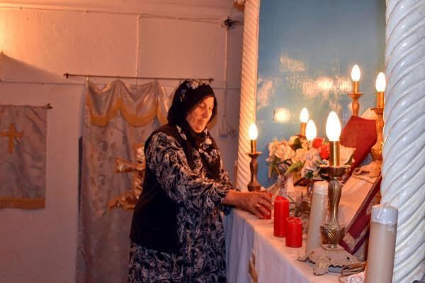 La musulmana que cuida la iglesia armenia de Mardin