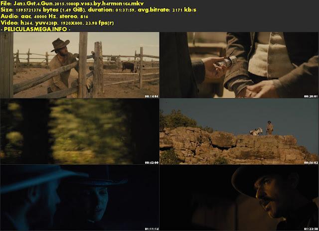 Descargar Jane Got a Gun Subtitulado por MEGA.