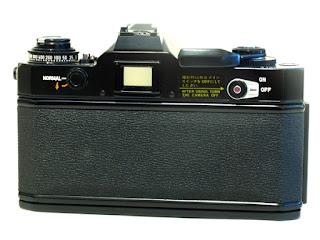Canon EF, Film Back