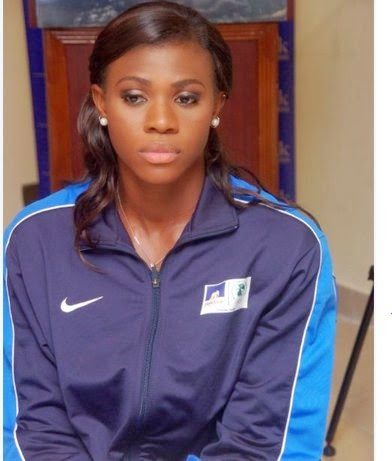 blessing okagbare banned rio 2016 olympics