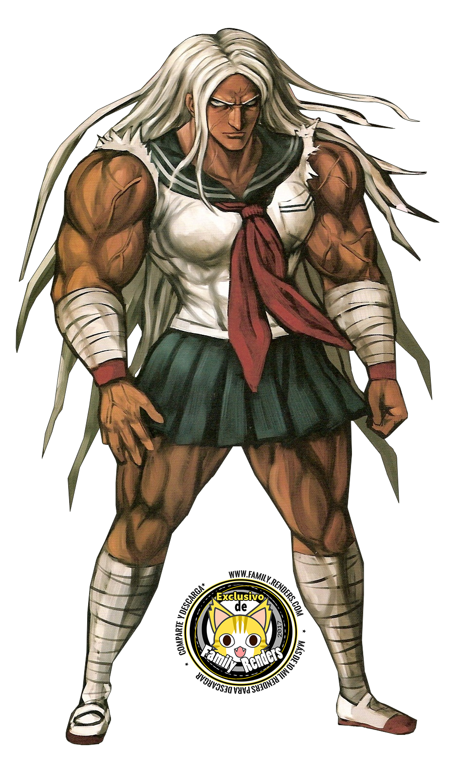 render Sakura Ogami