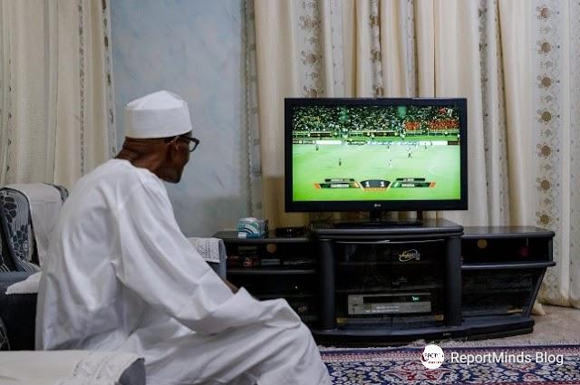 Buhari Congratulates Super Eagles For 2019 AFCON Qualification