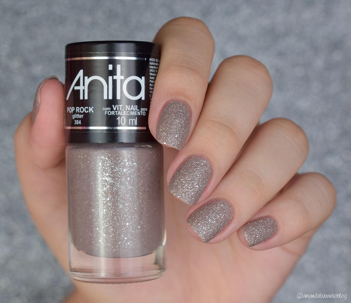 Esmalte Anita - Pop Rock