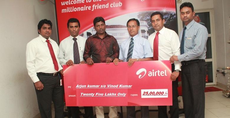 airtel winner 2018