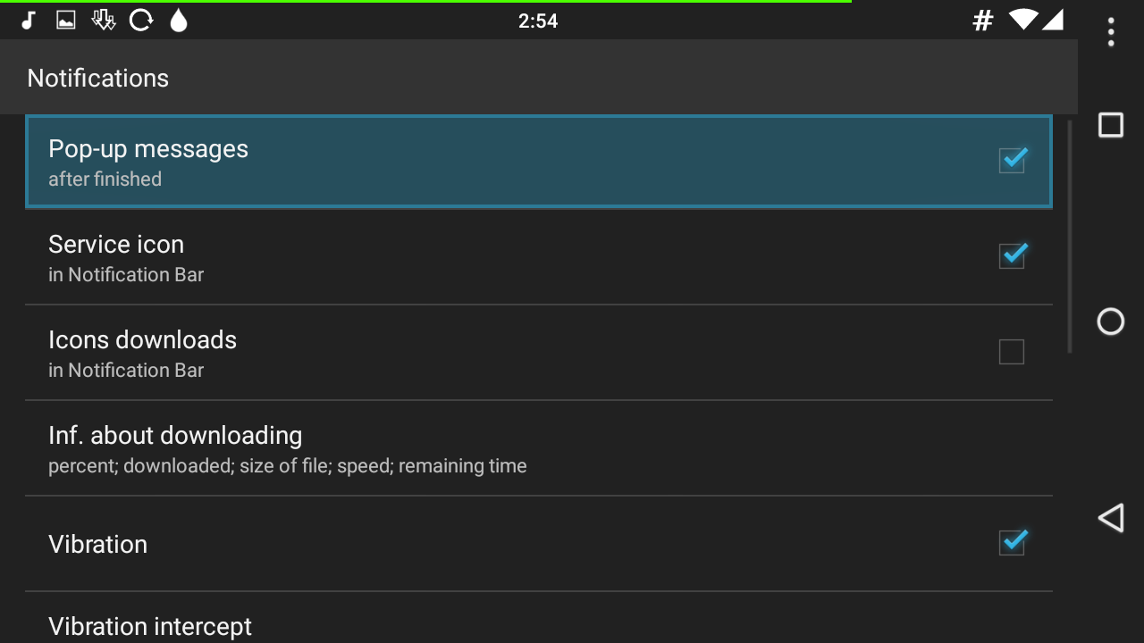Geeky Android Tips: Advanced Download Manager for Android