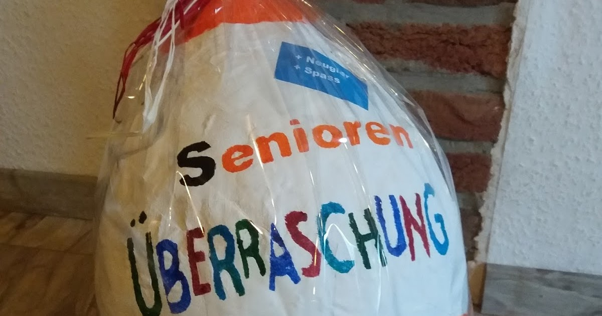 Mein kreatives leben senioren berraschung - Geschenk 70 geburtstag mutter ...