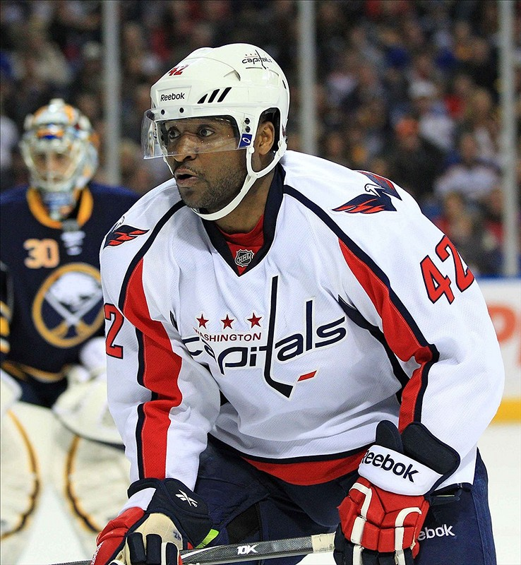 Kirk Tanter Blog  Washington Capitals  Joel Ward 2ca00644314