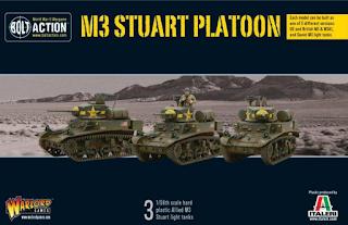 [Novedades] M3 Stuart de plástico