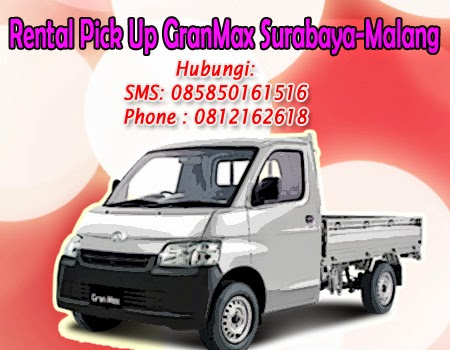Rental Pick Up Grandmax Surabaya-Malang