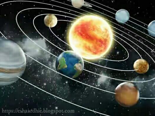 Mengenali Gerak Rotasi Dan Revolusi Bumi Dengan Mengamati Bintang