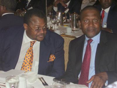 adenuga and dangote nigerian billionaires