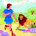 Lion and the Slave Short Story