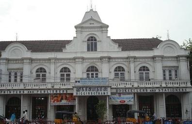 Higginbotham - Bookstore to Explore in Chennai