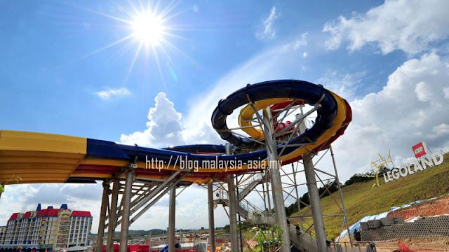 Malaysia Legoland Waterpark Rides
