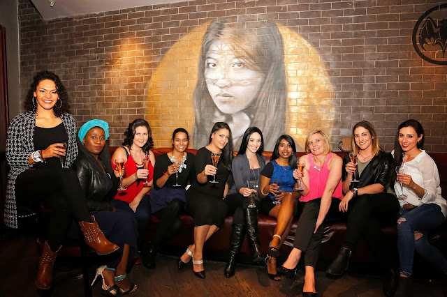 Montecasino's girls' night makes a stop at Slots Factor celeb tournament