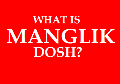 Cancellation of Manglik Dosh