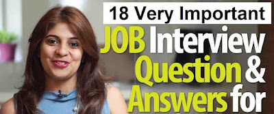 Job interview questions and answers Sample
