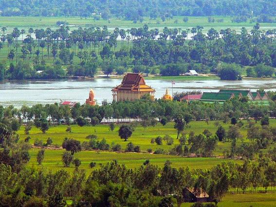 Cambodia rivers