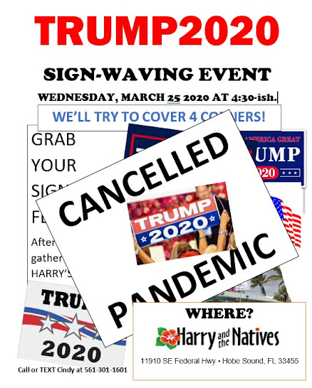 Next Sign-Wave Rally CANCELLED