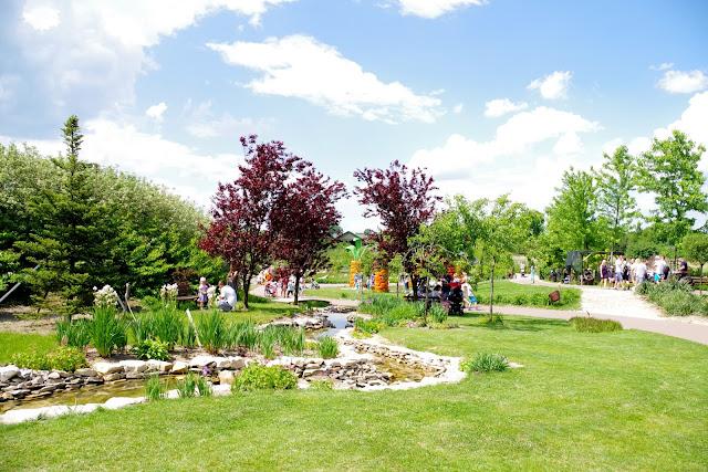 rodzinny park tematyczny