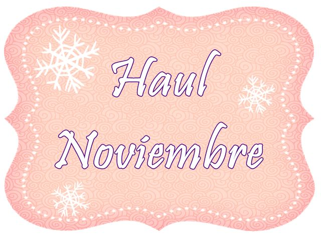 haul noviembre