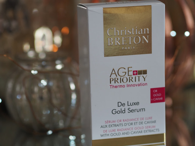 Christian Breton Age Priority De Luxe Gold Serum