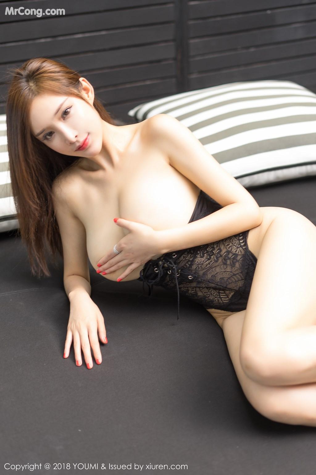 Image YouMi-Vol.213-Tu-Fei-Yuan-Ai-Cuo-Qiong-MrCong.com-007 in post YouMi Vol.213: Người mẫu 奶瓶土肥圆 (50 ảnh)