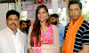 Shivarama K Bhandary, Tanisha Singh and Madhur Bhandarkar