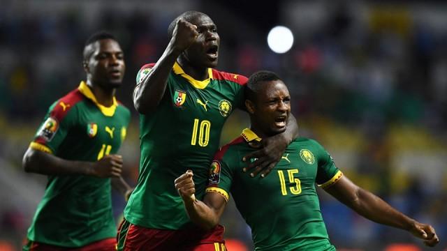 Kamerun vs Australia