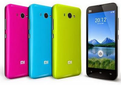 Xiaomi Mi2 Mi2s Firmware