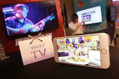 Yahoo TV正式開台!強打自製網路直播節目