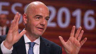 News: What I was told about Nigeria – FIFA President