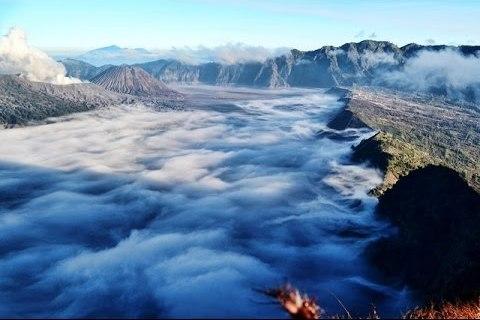 Wisata Lumajang puncak bukit 29