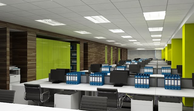 Designing Workspaces for Higher Productivity