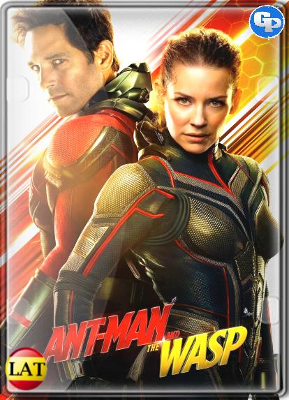 Ant-Man y la Avispa (2018) LATINO