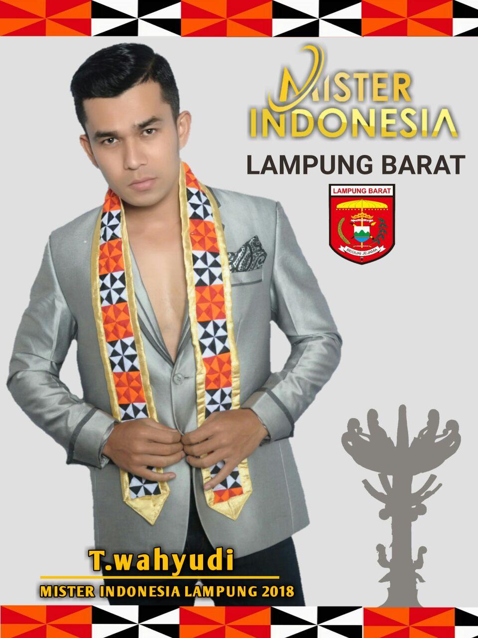 Keren, Teungku Wahyudi Melaju ke Grand Final Mister Indonesia