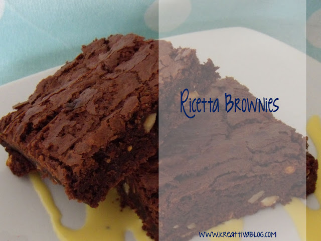 Comfort food Brownies