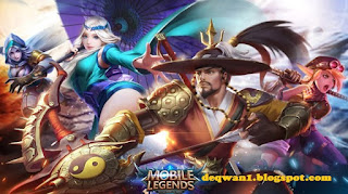 3 Hero Game Mobile Legends