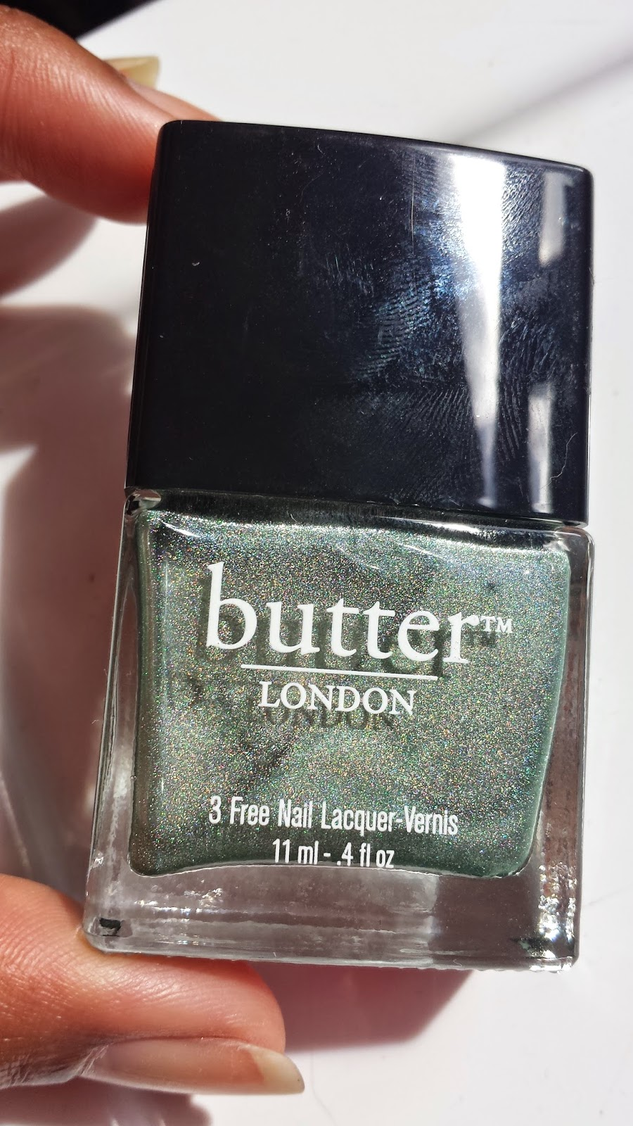 Butter London 'Fishwife' - www.modenmakeup.com