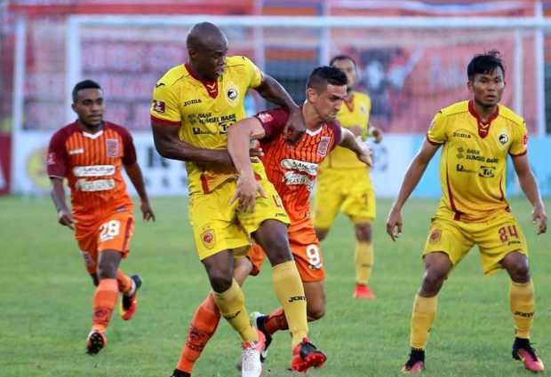 Borneo vs Sriwijaya FC