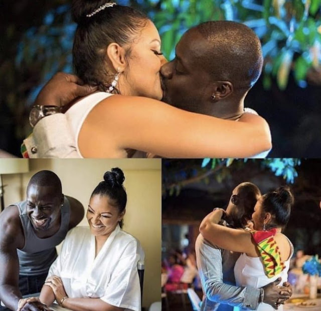 Chris Attoh's new wife shot dead in the US