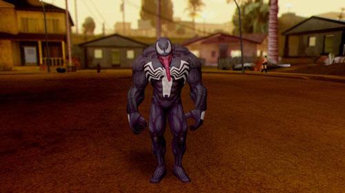 Venom Mod For GTA San Andreas Free Download